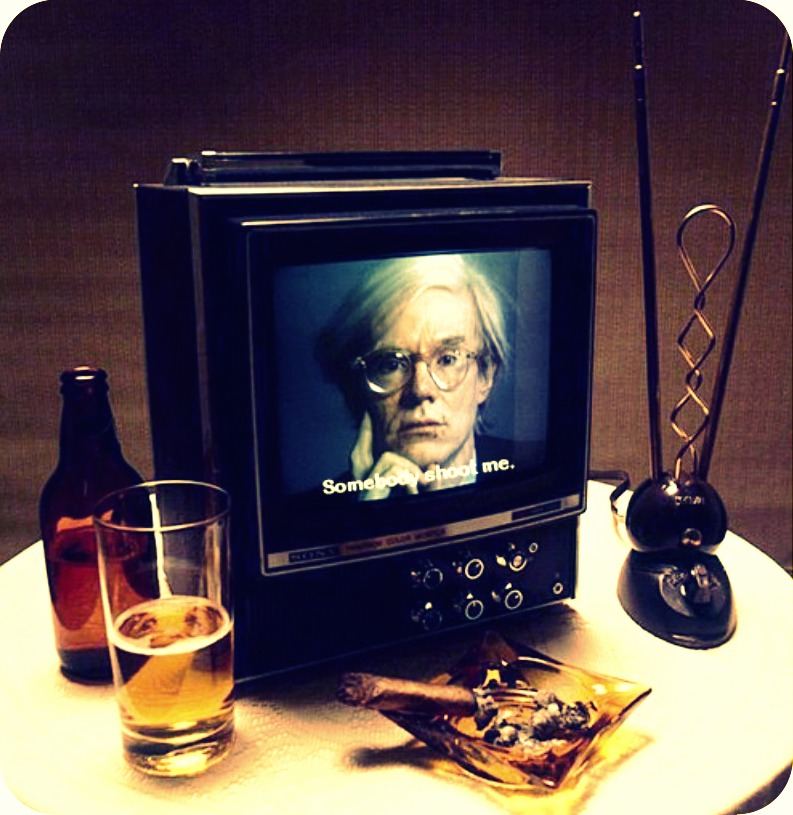 Warhol on TV