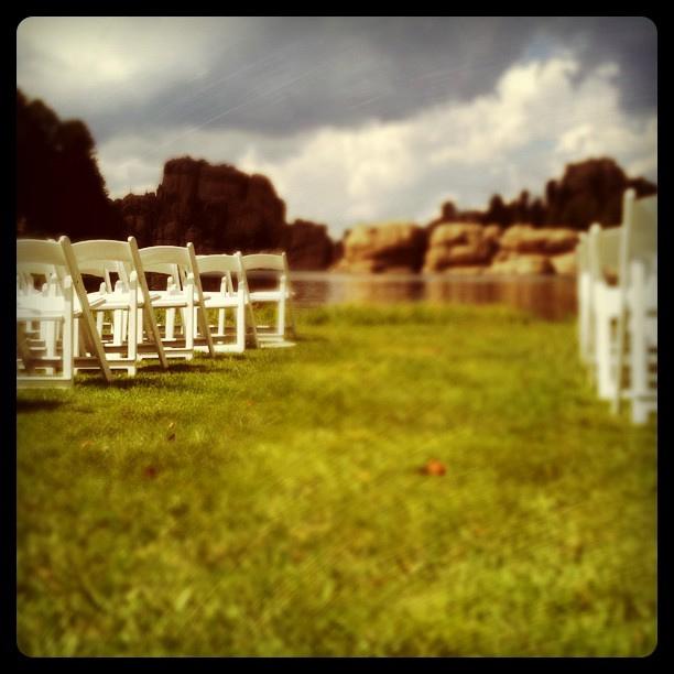 Abandoned Wedding