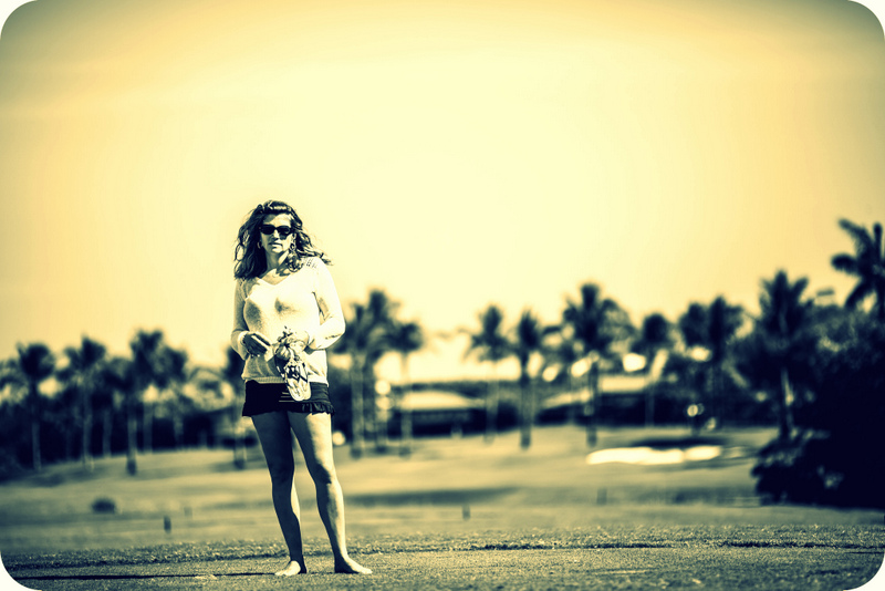 Golf Course Beauty