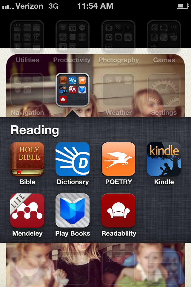 Readability iPhone Icon