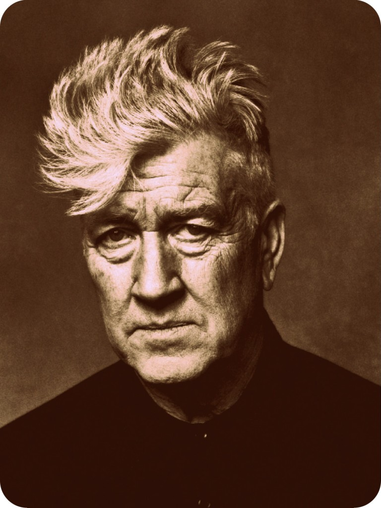 David Lynch in Los Angeles, December 2011