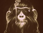 Monkey Cigarette