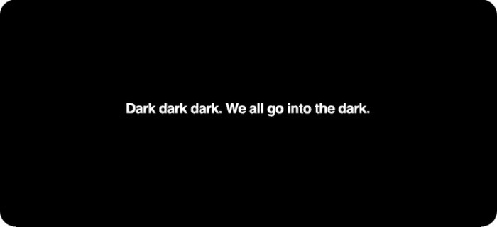 Dark Dark