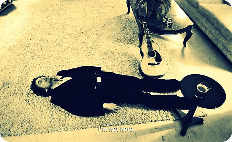 Dylan On Floor