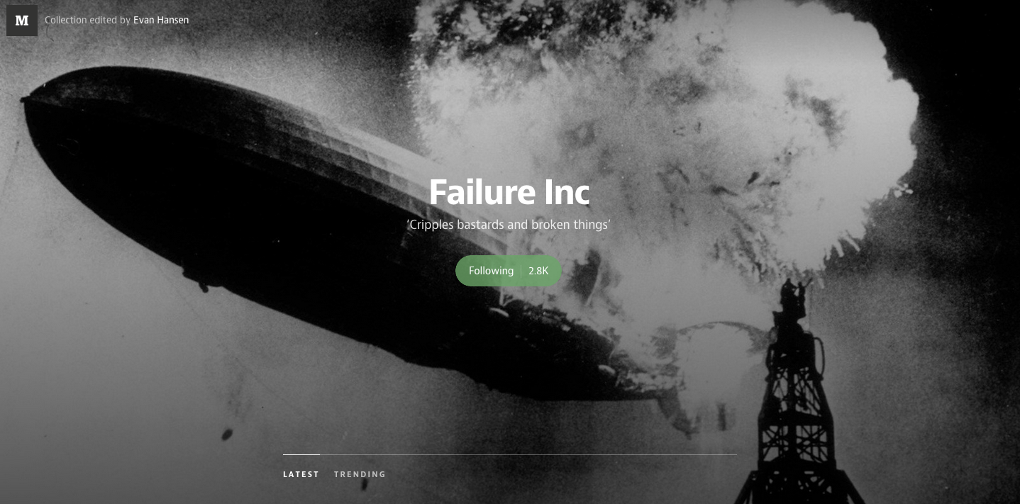 Failure Inc