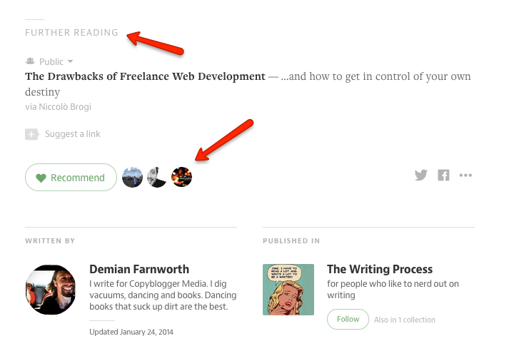 Medium Recommended