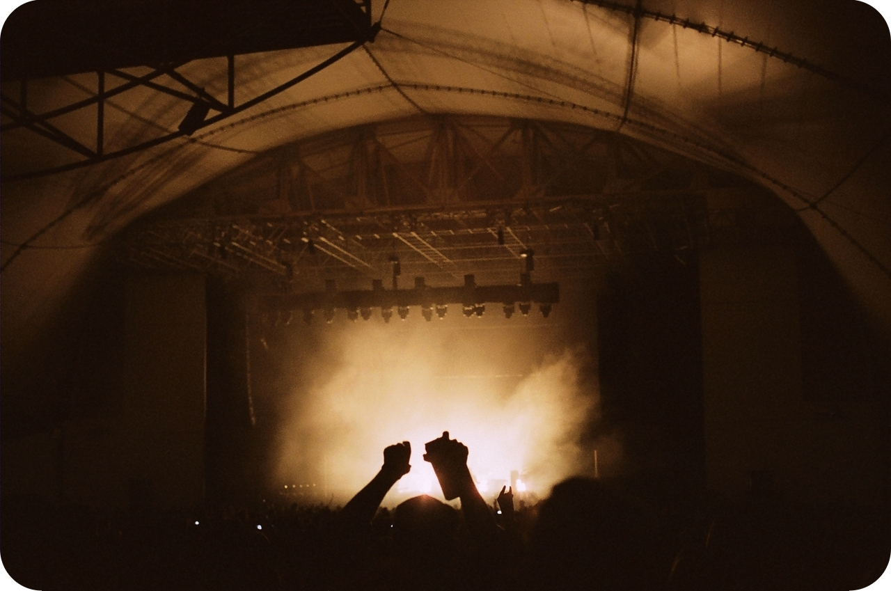Concert Goer