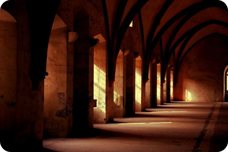Cathedral Corridor